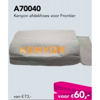 Kenyon Afdekhoes voor Draagbare Grill Frontier A70040