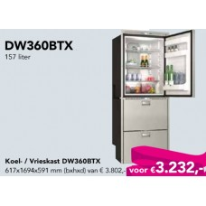 Sea Drawer DW360BTX