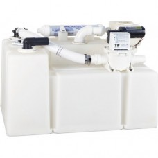 Sealand/Dometic 28 HTS-T all-in-one vuilwatertank