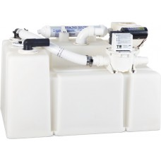Sealand/Dometic 40 HTS-T all-in-one vuilwatertank